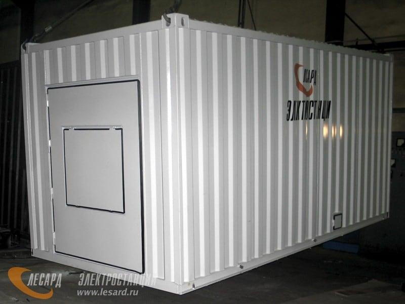 Готовый контейнер